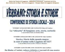 CONFERENZE 2014 VERB ST ST
