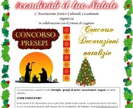 Locandina Concorso Natale 2020